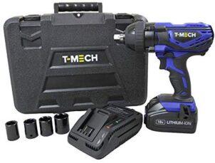 T-Mech – Llave de Impacto T-Mech Pistola de Impacto