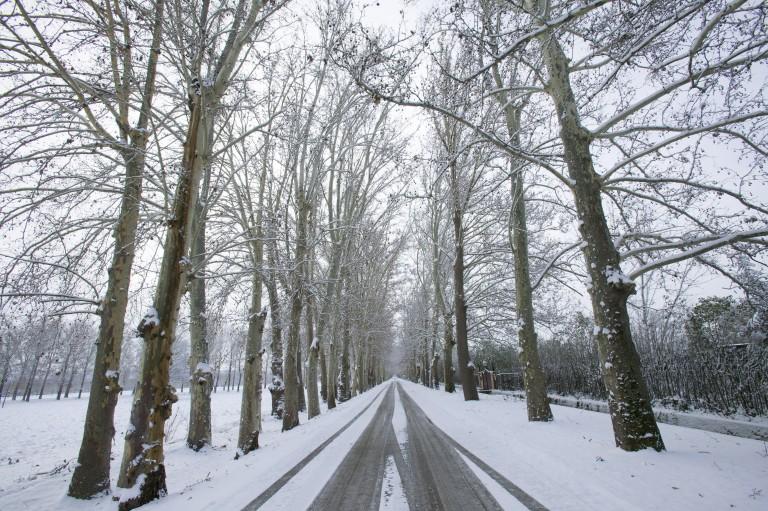 La DGT recomienda informarse del estado de las carreteras por previsión de nevadas