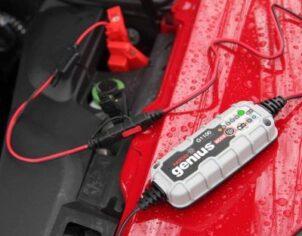 El Mejor Cargador bateria coche black and decker