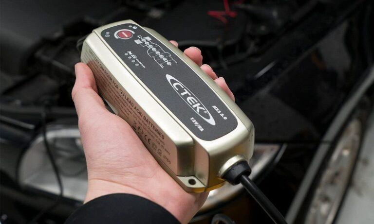 El Mejor Cargador bateria coche El Corte Inglés