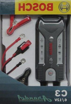 Exclusivo Cargador bateria coche bosch c3