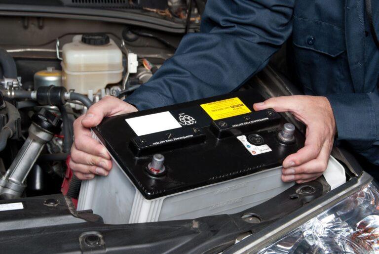 Personal Cargador bateria coche Accesorio para carga batería coche