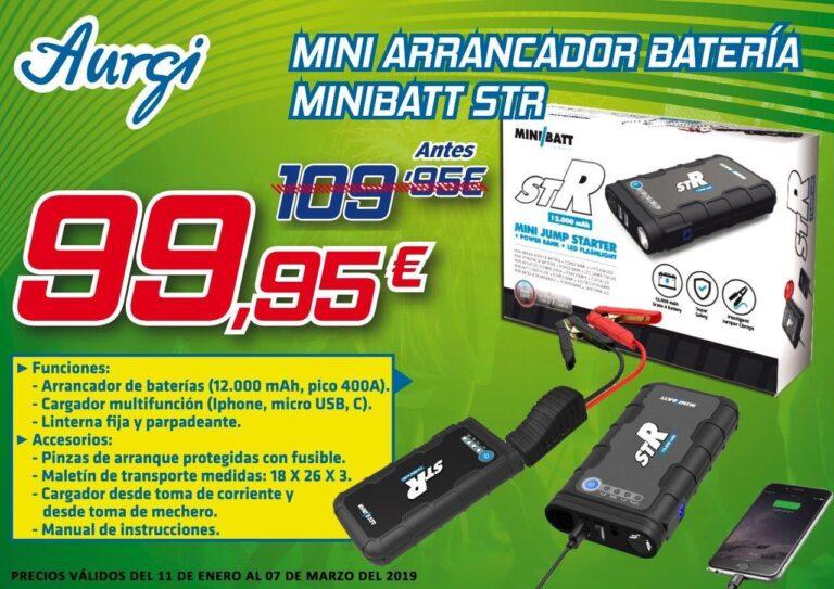 Recomendable Cargador bateria coche Aurgi
