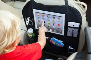 Destacado Organizador de juguetes para coche