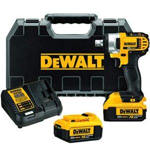 DEWALT DCF899HP2-QW – Llave Impacto a bateria sin escobillas