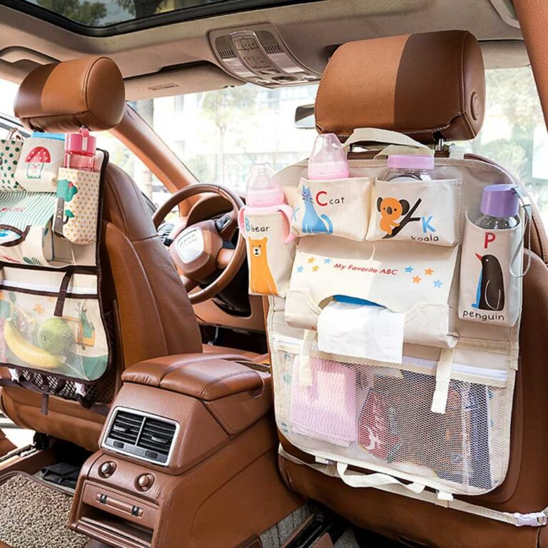Diferente Organizador coche niños aliexpress