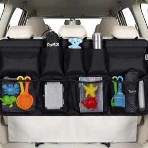 Diferente Organizador maletero coche aurgi