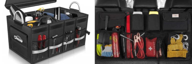 Diferente Organizador para maletero de coche