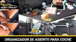 El Mejor Organizador de asiento de coche