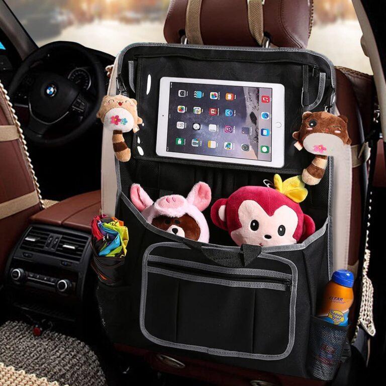 El Singular Organizador asiento coche tablet