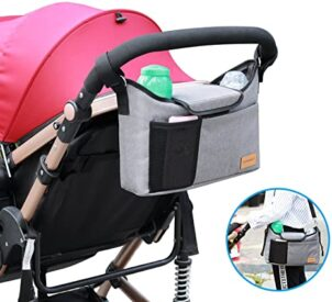El Singular Organizador para coche de bebe