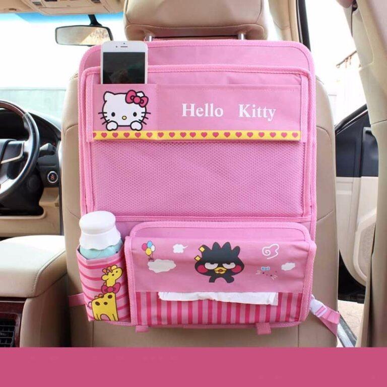 Exclusivo Organizador asiento coche niños