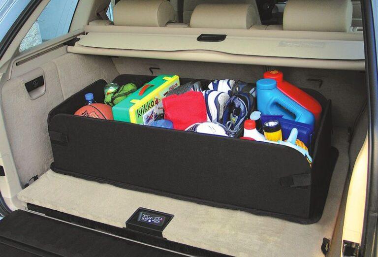Exclusivo Organizador maletero de coche