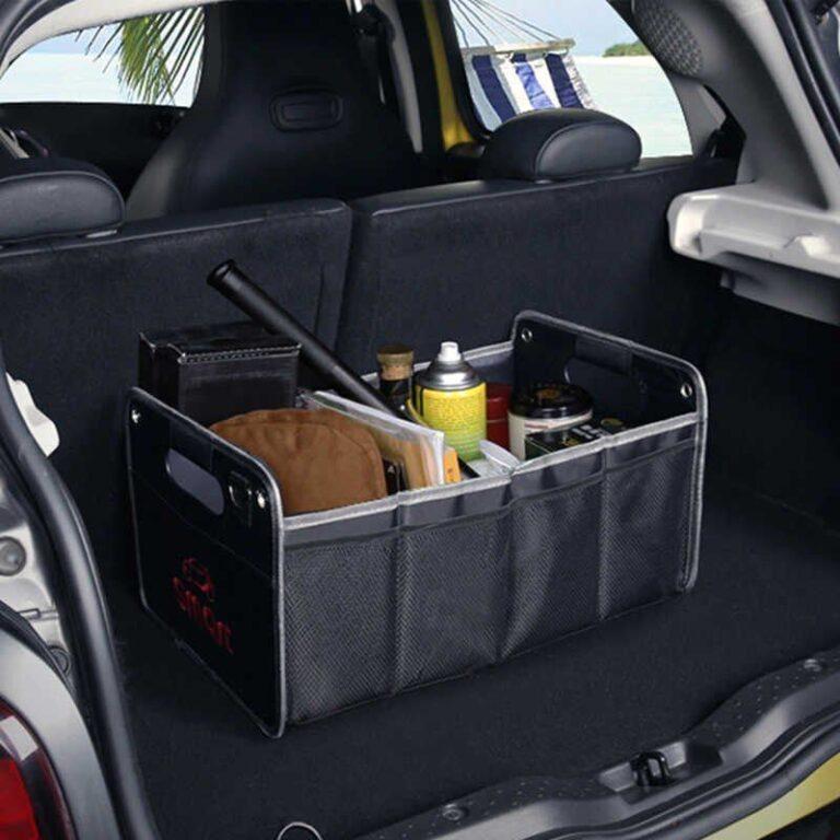 Exclusivo Organizadores maletero coche
