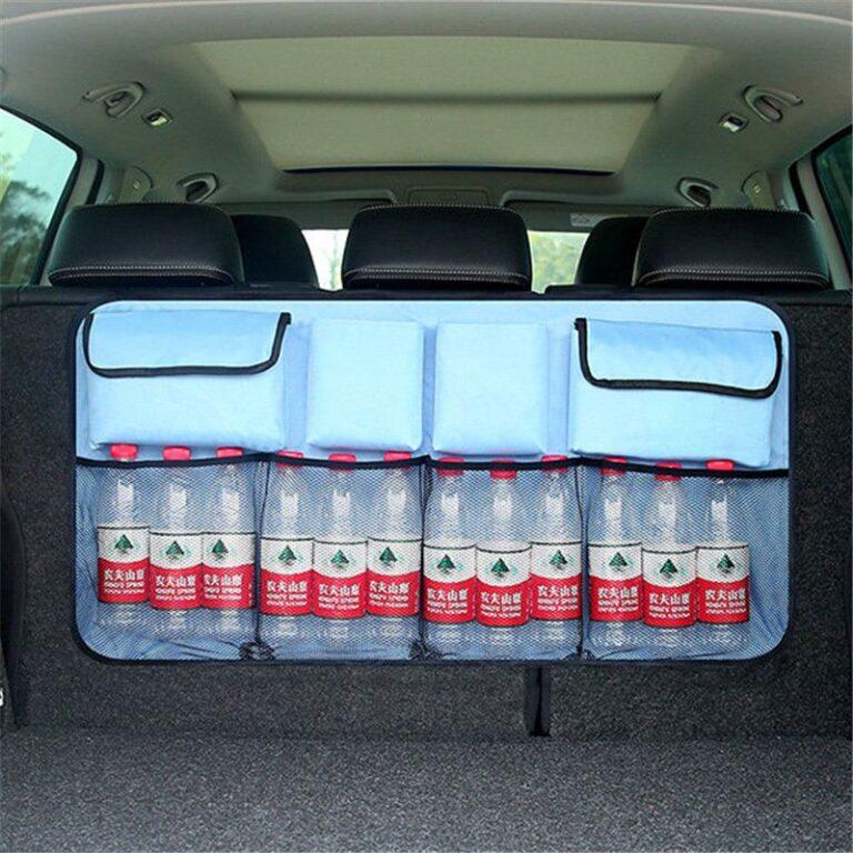 Sobresaliente Organizador coche maletero