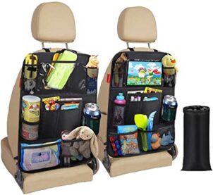 Un Singular Organizador asiento coche niños