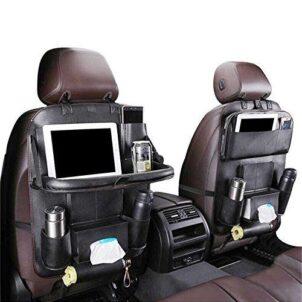Un Singular Organizador asientos coche